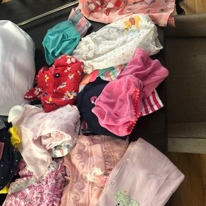 Baby Girl Clothing + Bows